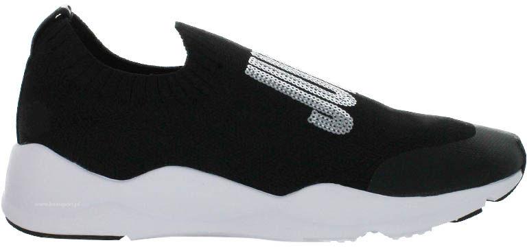 Półbuty damskie Juicy Couture czarneJJ160-PTS