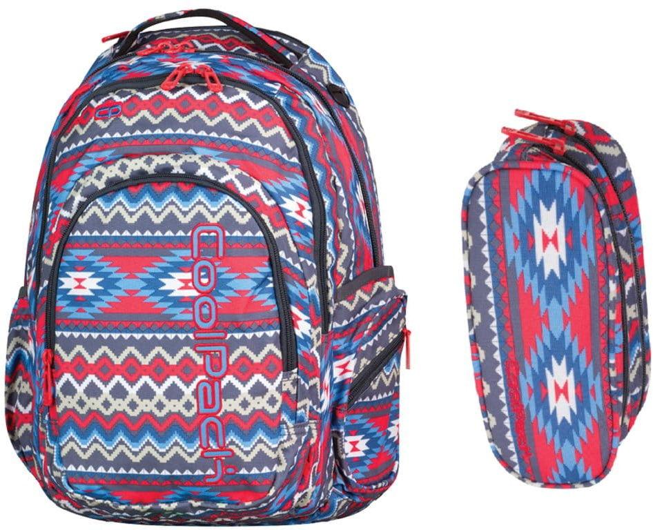 Plecak Młodzieżowy Coolpack Spark Boho +piórnik
