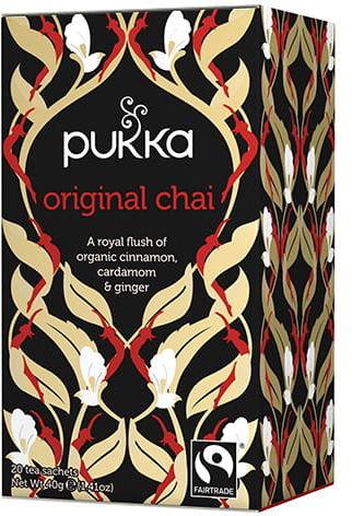 Pukka Original Chai BIO 20 saszetek