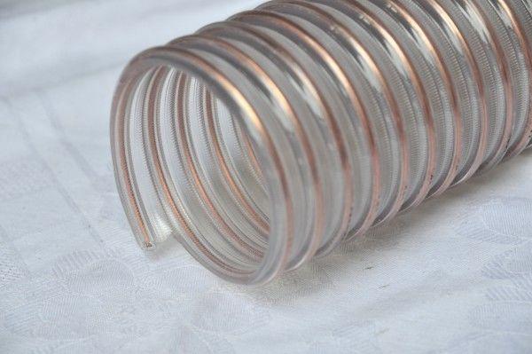 Wąż ssawny PVC Asenizacyjny fi 130 mm