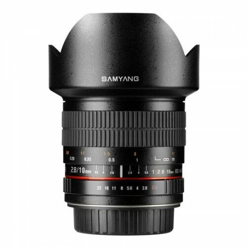Samyang 10mm F2.8 Canon M