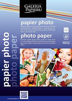 Papier fotograficzny, Photo Glossy, A4, 170g, 20 szt.