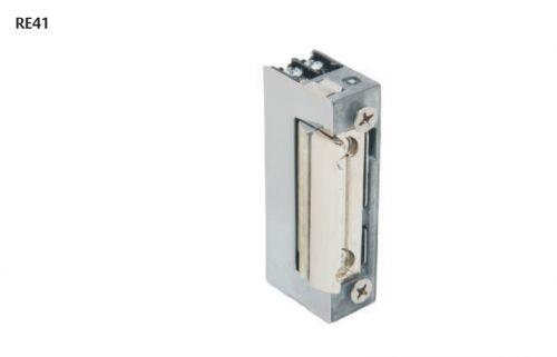 Elektrozaczep LOB wąski RE41AAF automatyczny bez wyłącznika