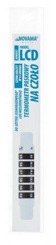 VITAMMY Thermo stickers 20 x 5 szt Naklejki termometrowe do ciągłego monitorowania gorączki i temperatury u dzieci - zestaw 20 x 5 wzorów