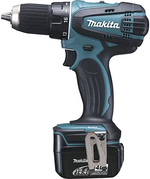 Makita DDF446RTJ wiertarko-wkrętarka akumulatorowa 14,4 V/5,0 Ah, 1 sztuka