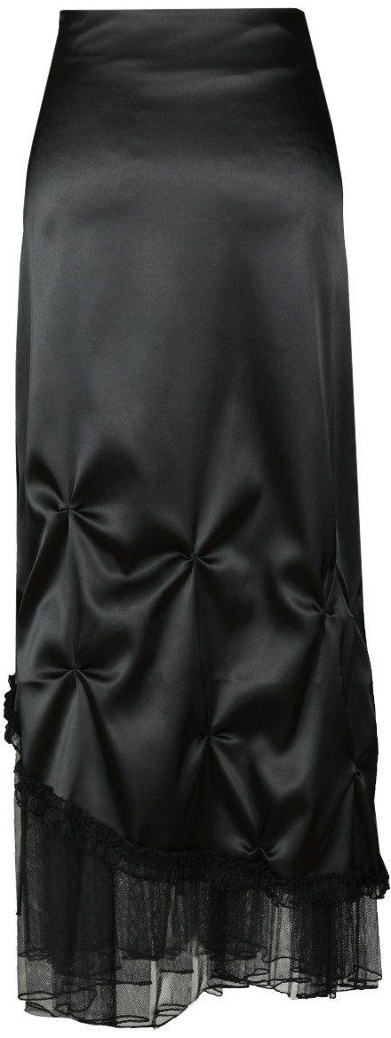 Spódnica FSP041 CZARNY