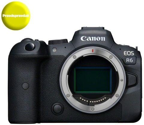 Canon EOS R6 body Czarny