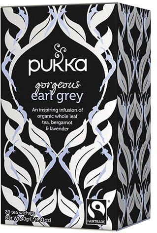 Pukka Gorgeous Earl Grey BIO 20 saszetek