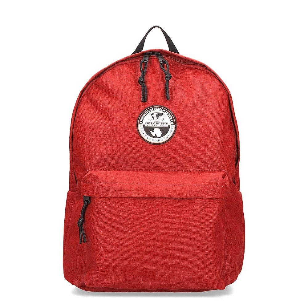 Napapijri Happy Day Pack 1 - Plecak Unisex - N0YI0F R70 - Czerwony