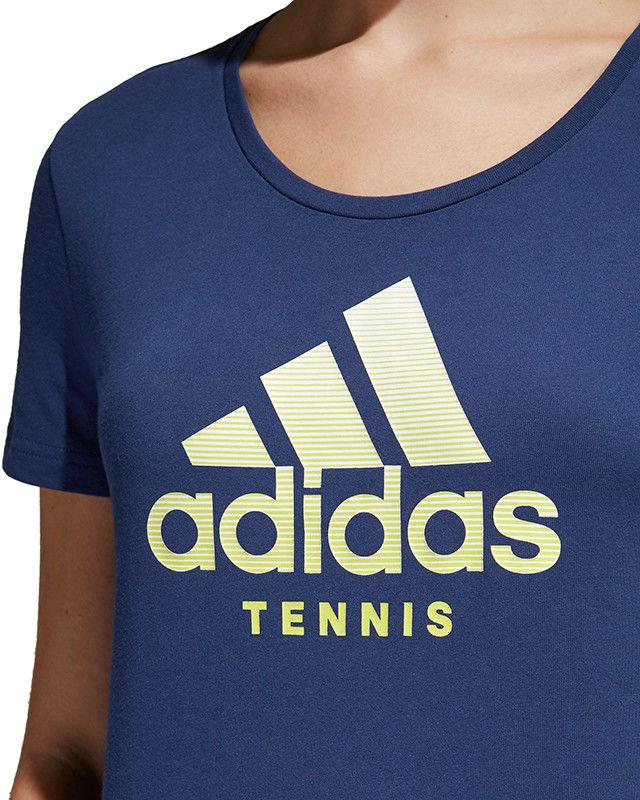 koszulka tenisowa damska ADIDAS CATEGORY TEE / CV4285