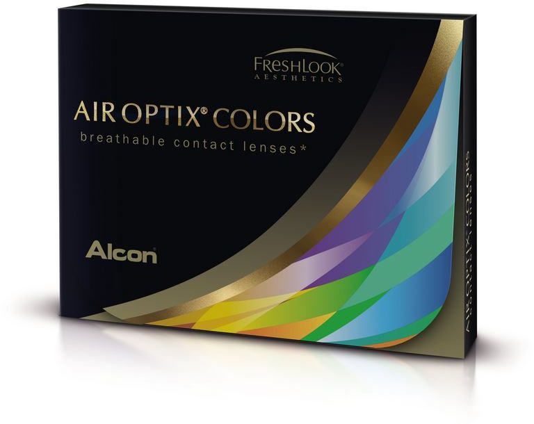 Air Optix Colors 2 szt.