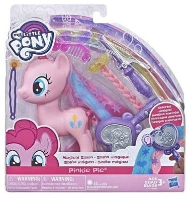 My Little Pony - Salon fryzjerski Pinkie Pie E3764 E3489