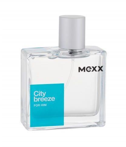 Mexx City Breeze For Him woda po goleniu 50 ml dla mężczyzn