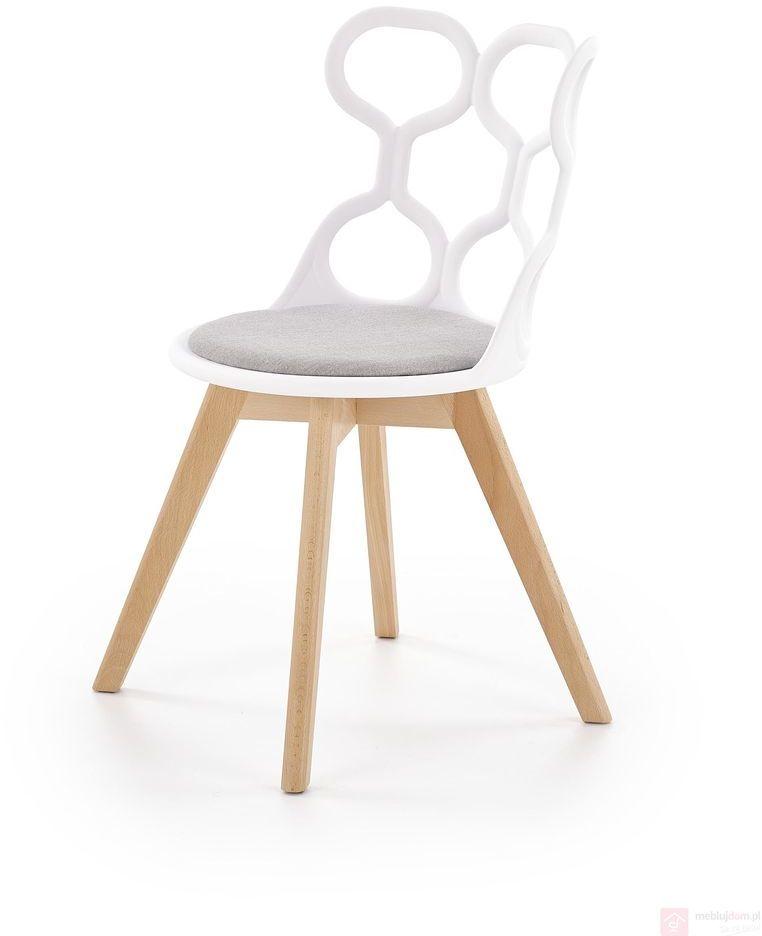 Krzesło K-308 Halmar Biały