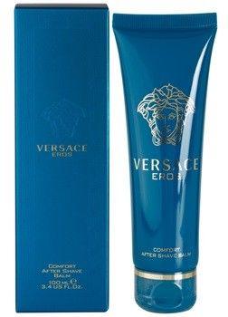 Versace Eros balsam po goleniu dla mężczyzn 100 ml
