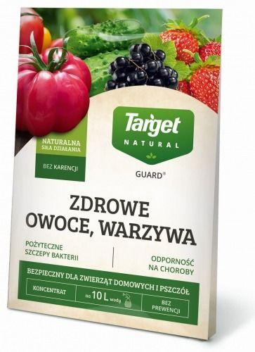 Guard  ekologiczna odżywka do warzyw i owoców  20 g target