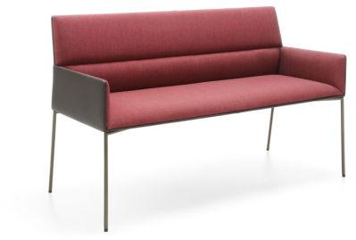 PROFIM Sofa CHIC AIR B20HW wood