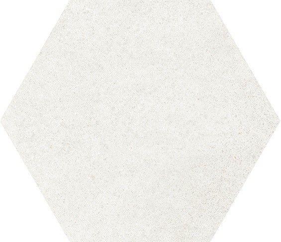 Hexatile Cement White 17,5x20