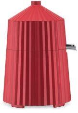 Wyciskacz elektryczny Plisse do cytrusów czerwony Alessi