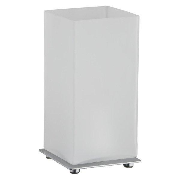 Lampa stołowa ICE biała szer. 10cm