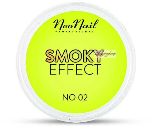 NeoNail - Smoky Effect - Neonowy pyłek do paznokci - 02