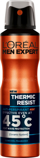 LOréal Paris Men Expert Thermic Resist antyprespirant w sprayu 150 ml