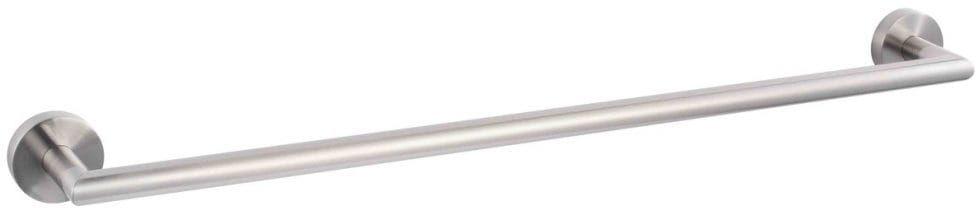 Stella Classic wieszak prosty 60 cm stal szczotkowana 07.110-SB