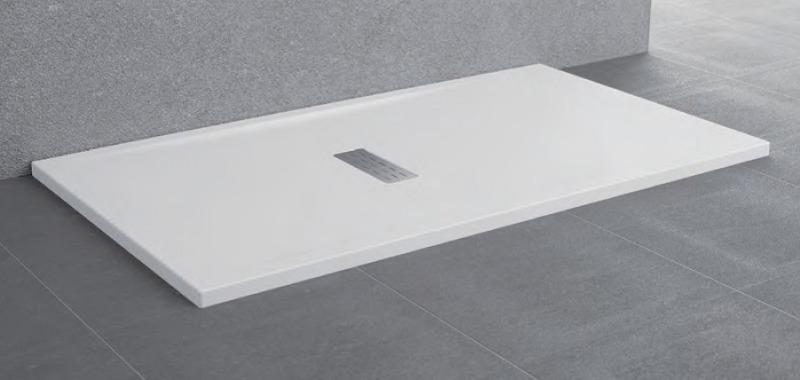 Novellini Custom brodzik prostokątny 140x70x3,5cm CU140704-30