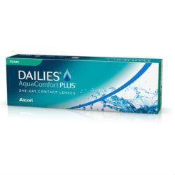Dailies Aqua Comfort Plus Toric 30 szt.