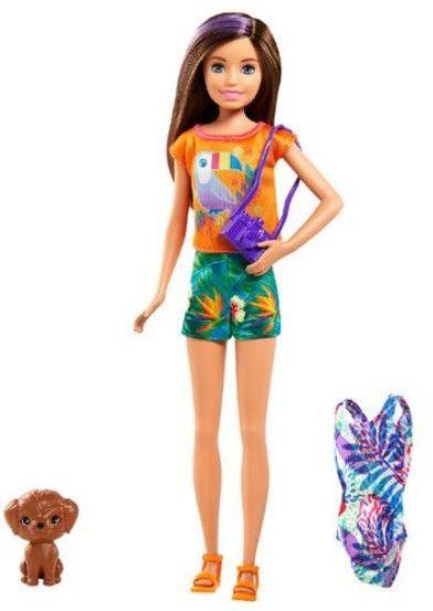 Barbie The Lost Birthday Wakacyjna lalka Skipper GRT88