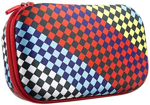 ZIPIT Fresh Colorz piórnik/etui/etui/etui na długopisy, flaga wyścigowa