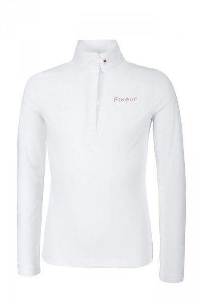 Koszulka konkursowa młodzieżowa MERIDA SS20 - Pikeur - white