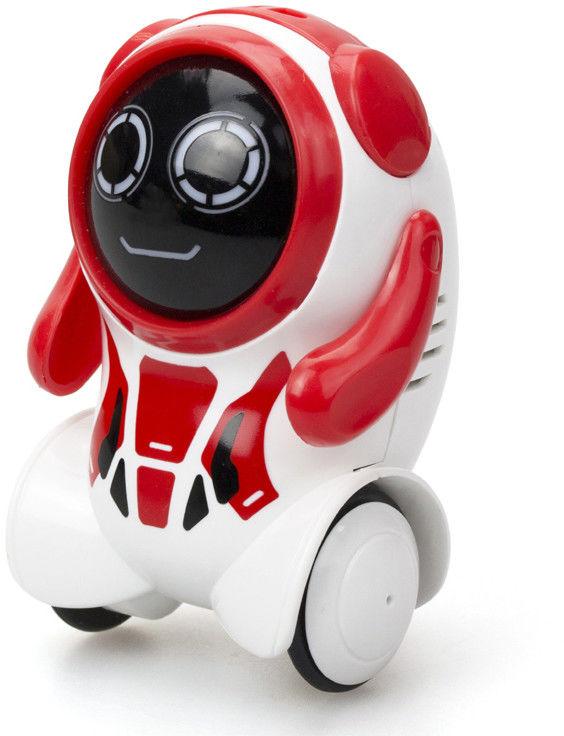 Silverlit - Pokibot SR-01 czerwony 88529