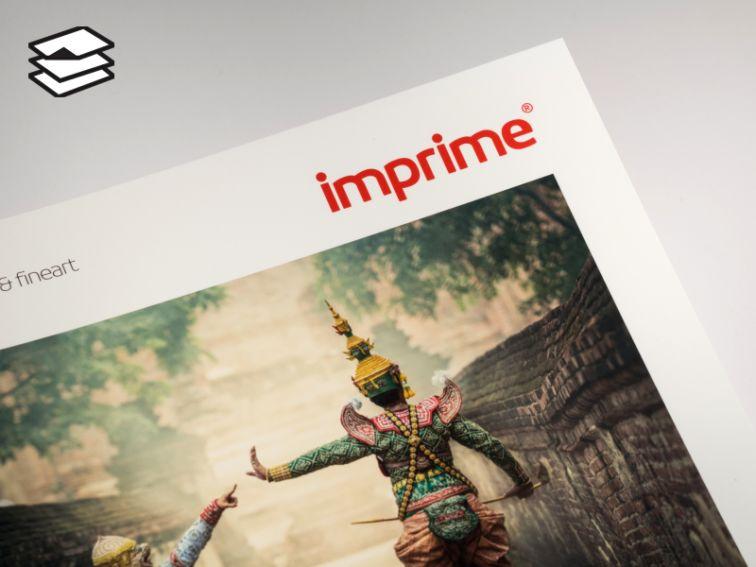 Papier IMPRIME Premium LAM230 Warm White Matt 230gsm - A2, 50 arkuszy (90550104720)