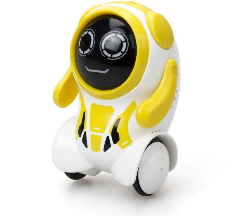 Silverlit - Pokibot SR-01 żółty 88529