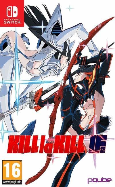 Gra Kill la Kill: If (Nintendo Switch)