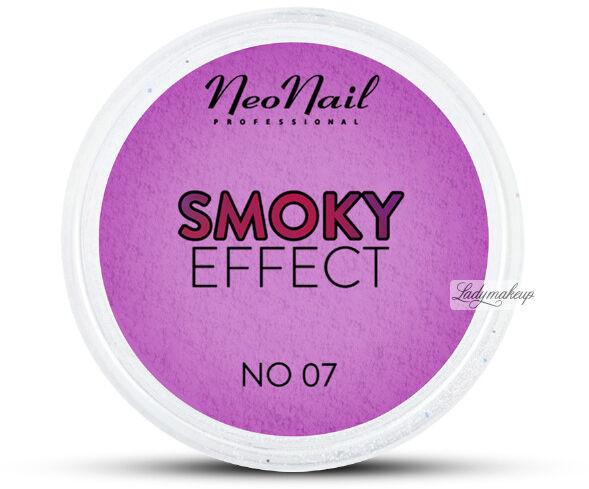 NeoNail - Smoky Effect - Neonowy pyłek do paznokci - 07