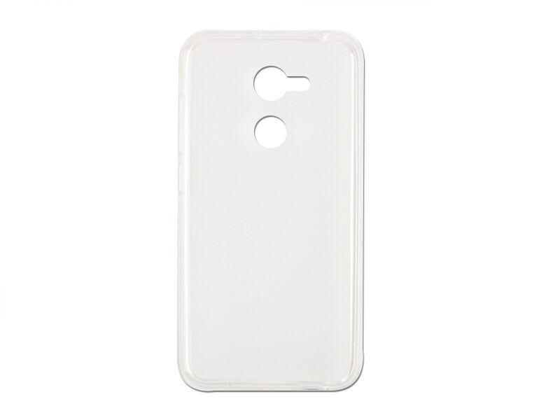 Alcatel A3 - etui na telefon FLEXmat Case - biały
