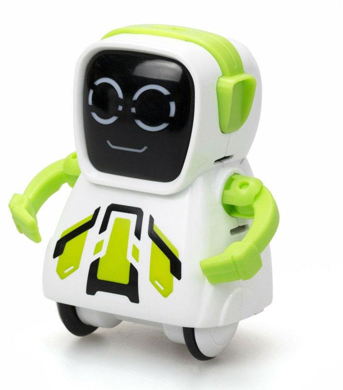 Silverlit - Pokibot SR-02 zielony 88529