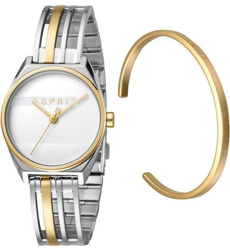 Zegarek Esprit ES1L059M0045 - CENA DO NEGOCJACJI - DOSTAWA DHL GRATIS, KUPUJ BEZ RYZYKA - 100 dni na zwrot, możliwość wygrawerowania dowolnego tekstu.
