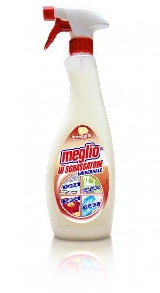 Meglio odtłuszczacz spray Marsiglia białe 750 ml Rabaty Porady Hurt Autoryzowana dystrybucja Szybka dostawa
