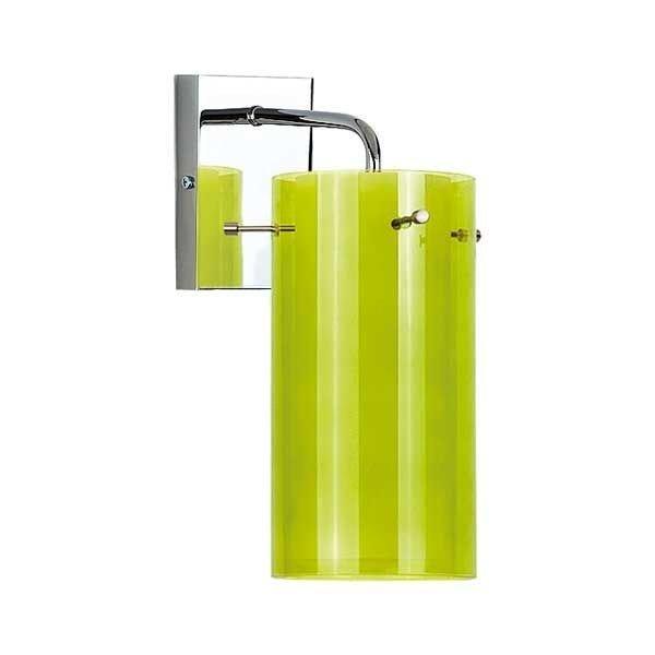Kinkiet nowoczesny BOLT zielony - Zielony