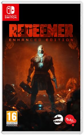 Gra Redeemer: Enhanced Edition (Nintendo Switch)