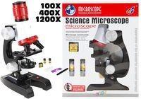 Clementoni Mikroskop zestaw kreatywny 60761