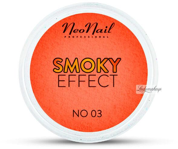 NeoNail - Smoky Effect - Neonowy pyłek do paznokci - 03