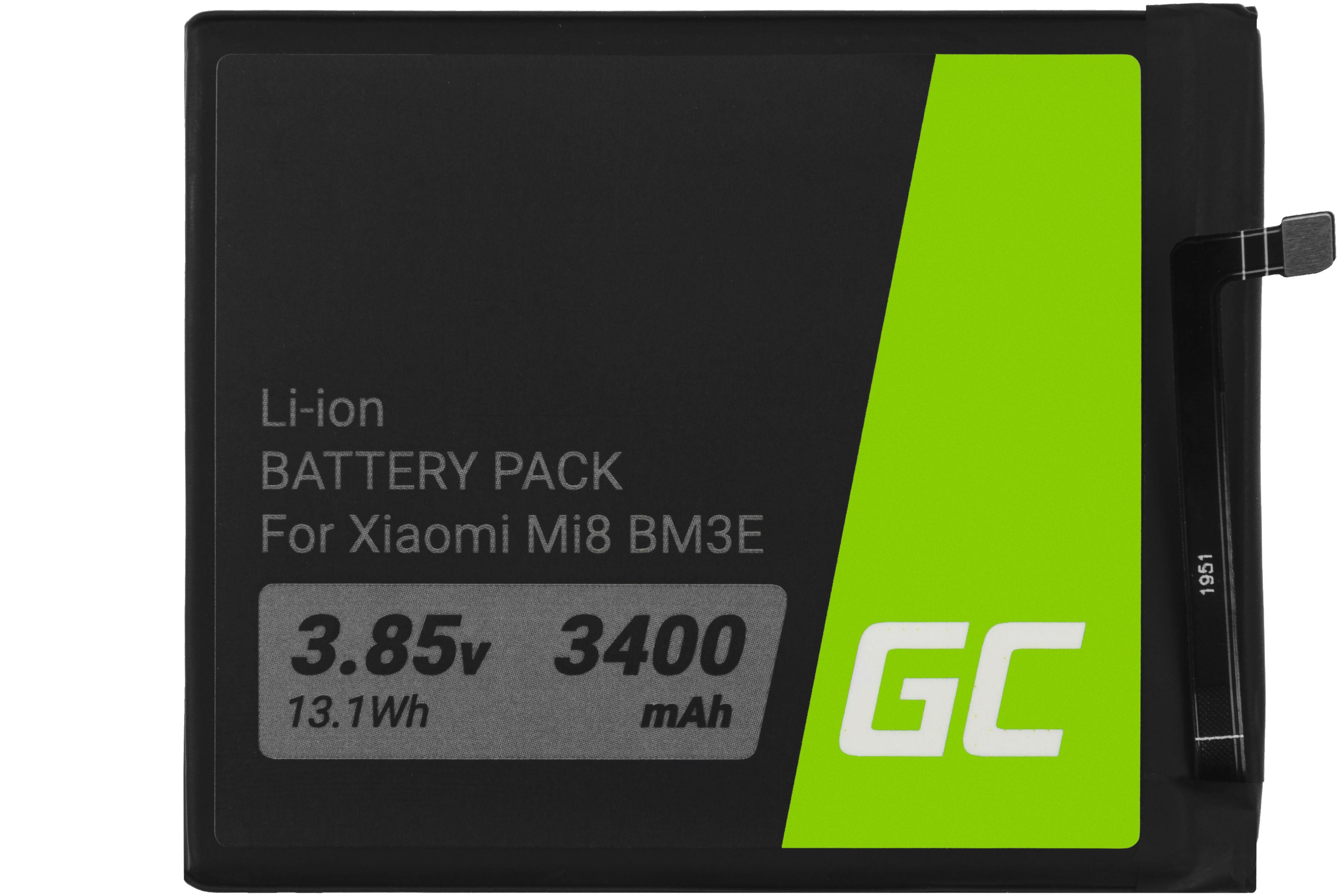 Bateria Green Cell BM3E do telefonu Xiaomi Mi 8