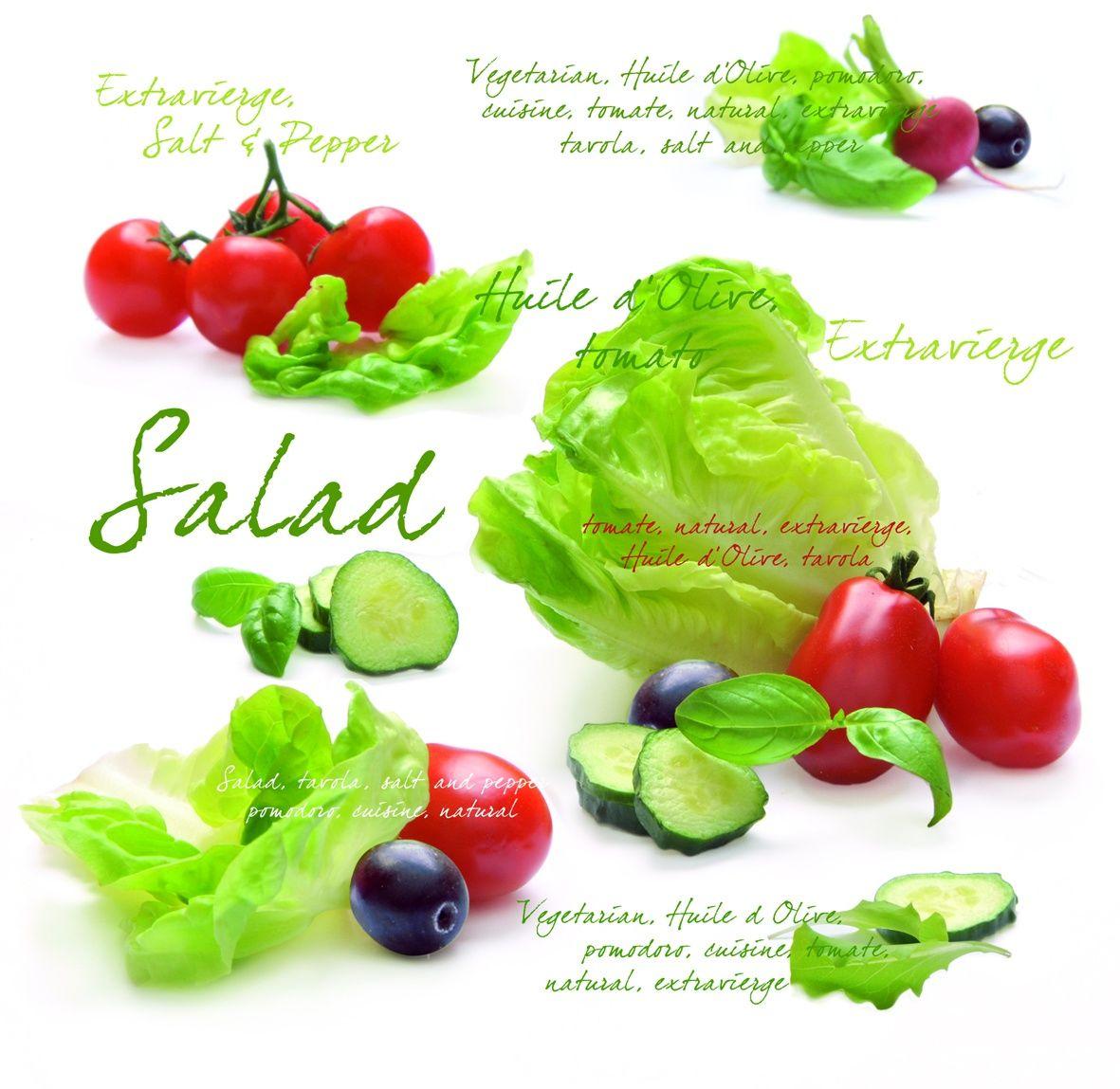 SERWETKI PAPIEROWE - Salad (SLD)