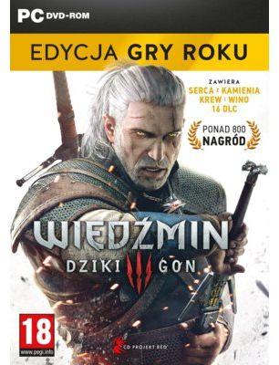 Gra PC Wiedźmin 3: Dziki Gon - Edycja Gry Roku. > DARMOWA DOSTAWA ODBIÓR W 29 MIN DOGODNE RATY