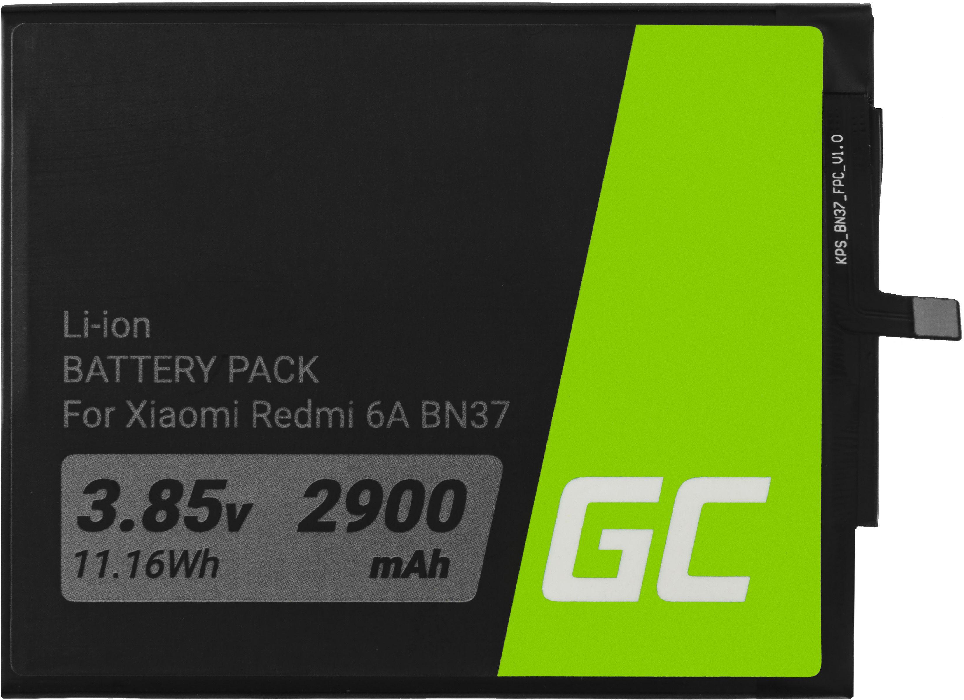 Bateria Green Cell BN37 do telefonu Xiaomi Redmi 6A