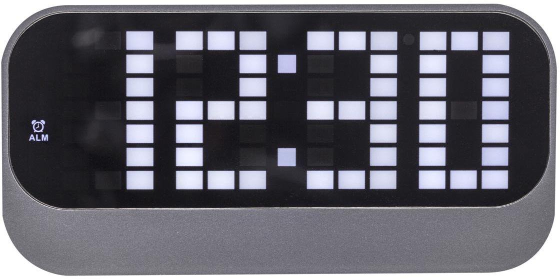 Zegar LED, budzik (czarny) Loud Alarm Nextime